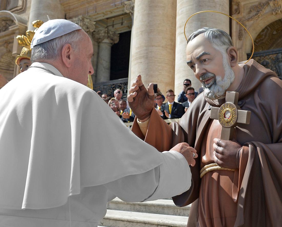 Páter Pio, 100. výročie stigmatizácie, 50. výročie smrti