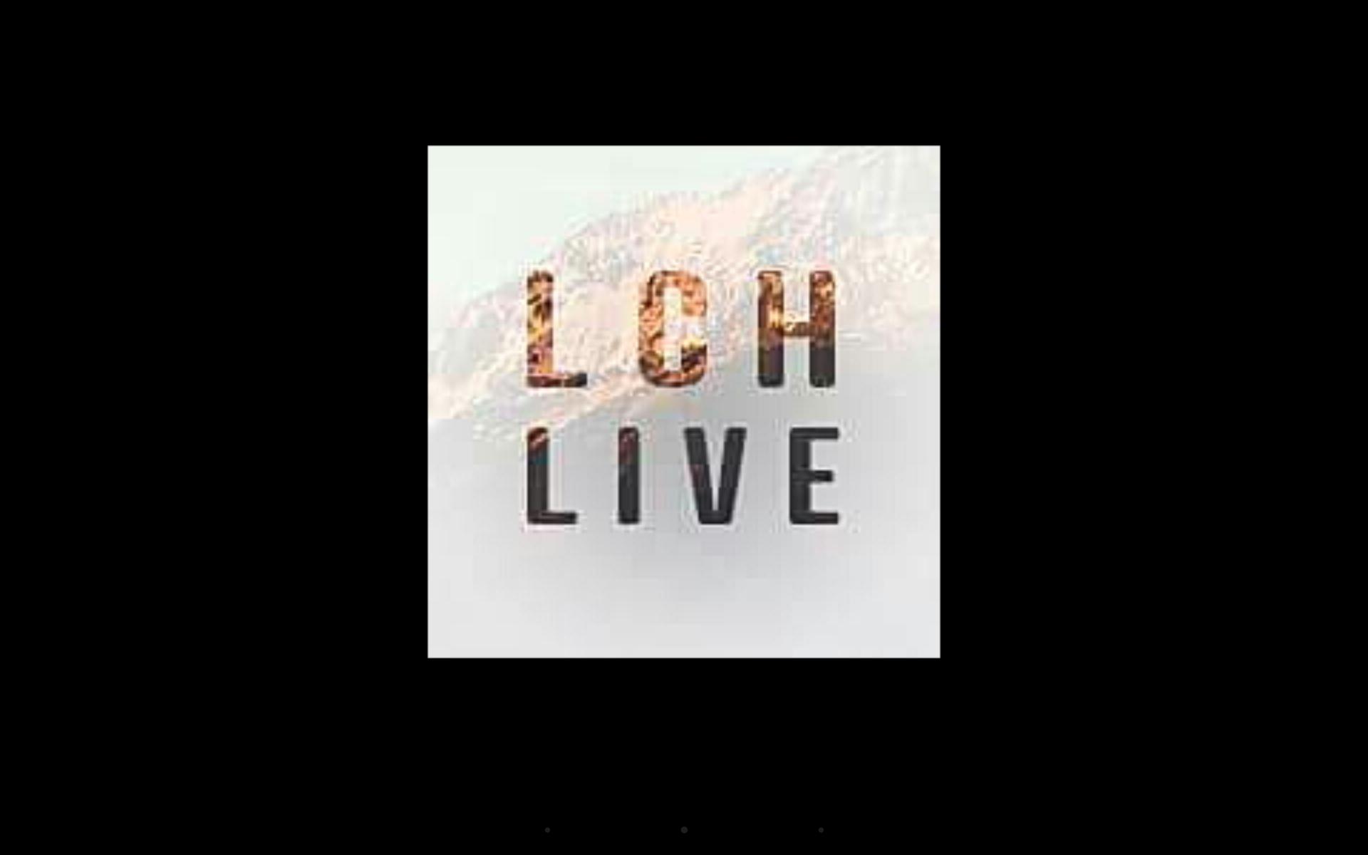 Uctievajme nášho Boha spolu s LCH LIVE