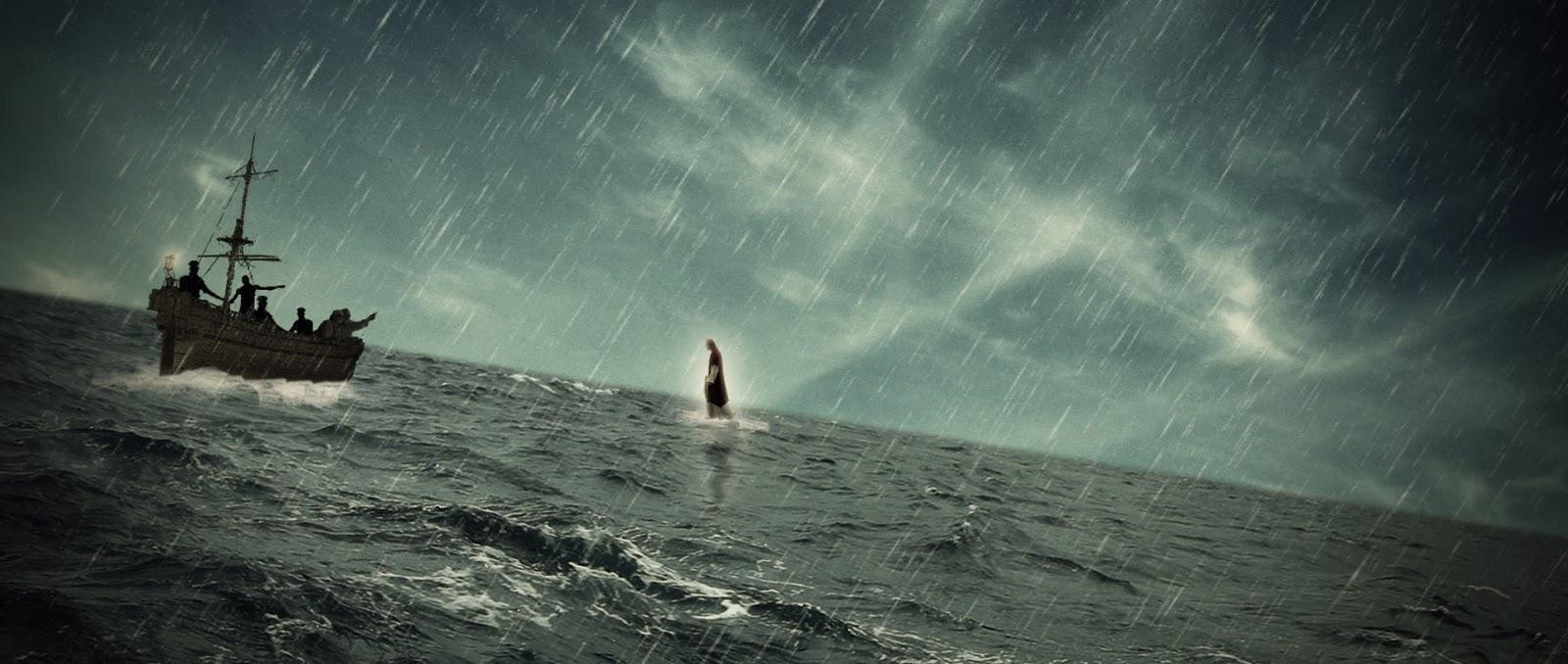 Chodenie po mori